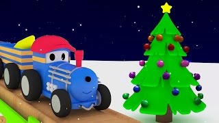 Ted the Train and the Christmas Tree - Learn ...