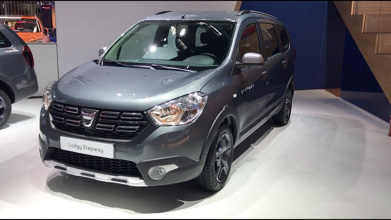 DACIA LODGY STEPWAY 2017! - YouTube