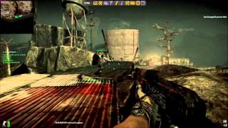 Ravaged Zombie Apocalypse Co-op GamePlay