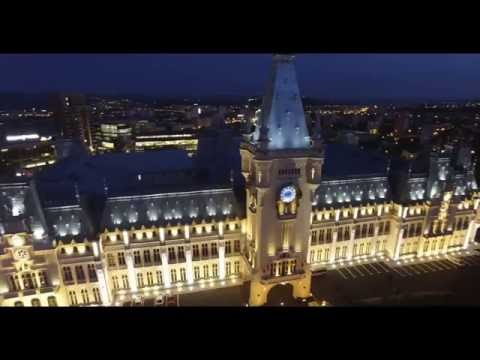 The Palace of Culture, Iasi, Romania - Philips Lighting