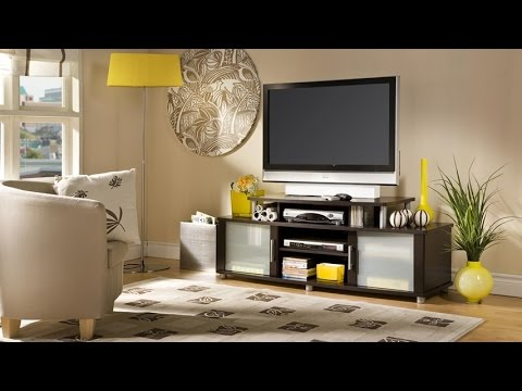 South Shore Furniture City Life Collection TV Stand For TVs Up To 50 Inch  And Weight 185 Pounds