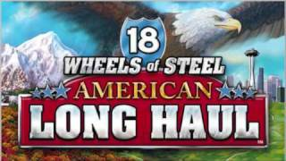 18 Wheels of Steel - American Long Haul theme