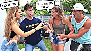 ARGUING IN FRONT OF OUR BOYFRIENDS PRANK!! *BAD IDEA* W/ ADI & EMILY