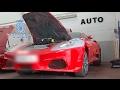 Turning Toyotas into fake Ferraris and Lamborghinis ? Police raid on clandestine auto shop