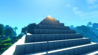 NAJWYŻSZA PIRAMIDA W - Minecraft