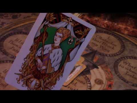 Tarot Draw Eric Braverman Part 1 9/17/17