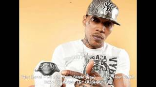 Vybz Kartel - Mi Nuh Trust People (Raw) Happy Hour Riddim - September 2014