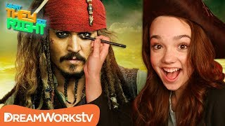 Why Jack Sparrow Wears Eyeliner | WHAT THEY GOT RIGHT