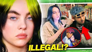 billie eilish CALLS OUT her EX-BOYFRIEND for CHEATING?!
