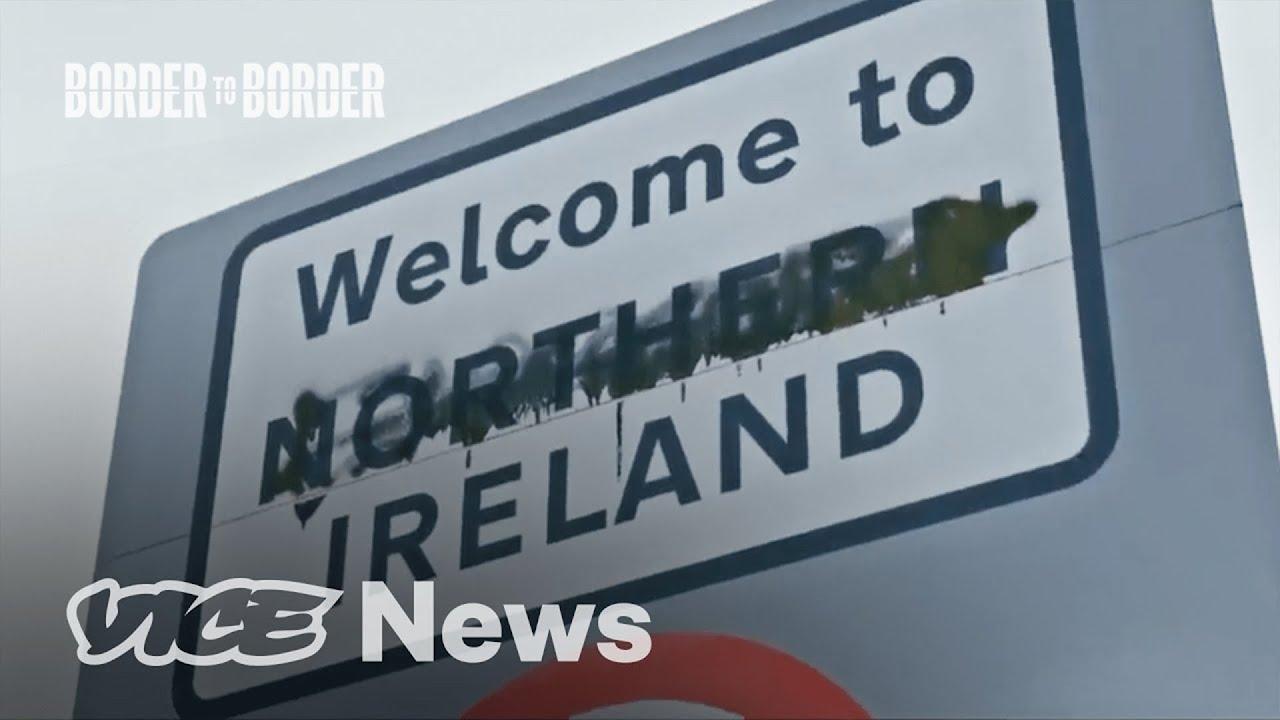 Northern Ireland's Invisible Border