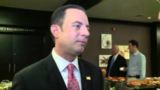 RNC Chairman Priebus: Republicans Unified As Convention Countdown Begins