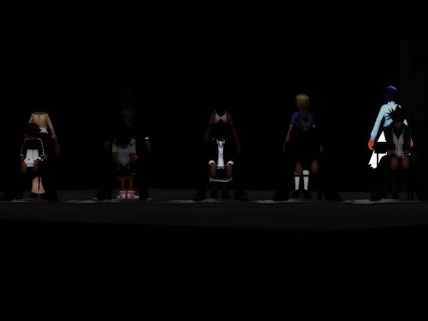 [MMD] Unravel Kingdom Hearts