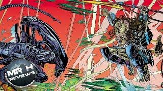 Aliens vs Predator Blood time