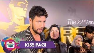 Kiss Pagi   Ammar Zoni Dan Irish Bella Dapat Penghargaan Panasonic Gobel Awards 2019
