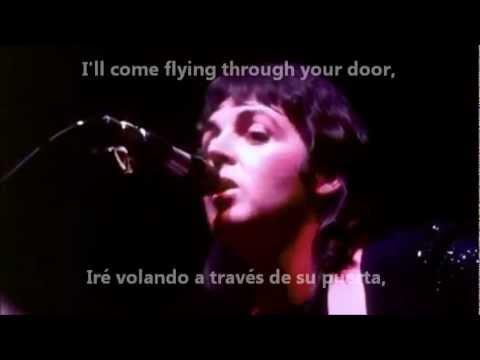 Paul McCartney and Wings - Bluebird (Subtitulada Inglés/Español)