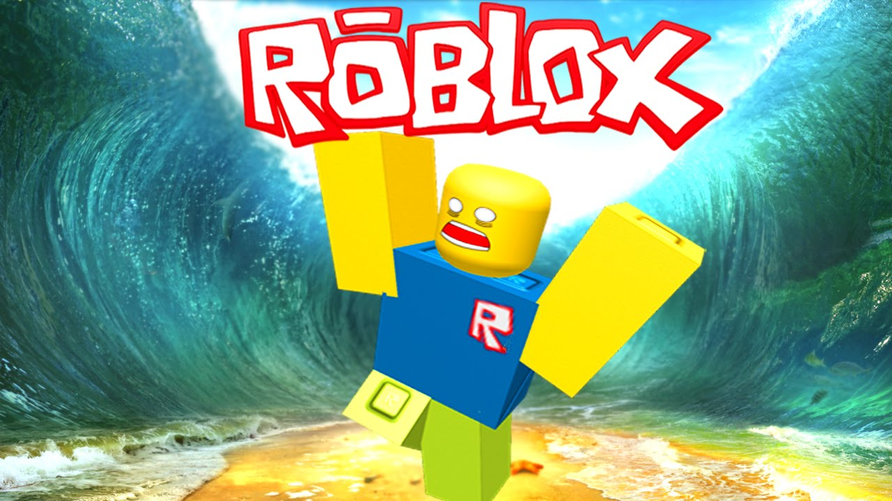 Flood Escape Minigame In Roblox