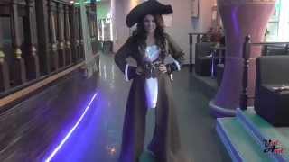 ,,Fashion & Beauty Tendintele frumusetii Tania Cerga - Femeia Pirat (Making off - sedin ...
