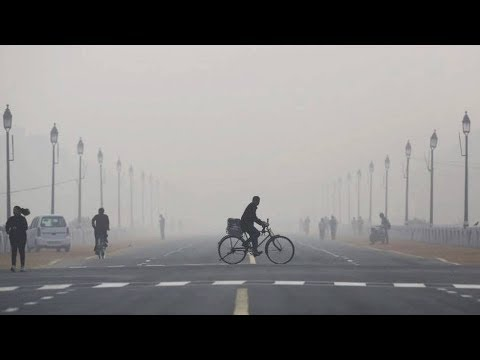 Delhi chokes on toxic smog: Here's what China did to control air pollution