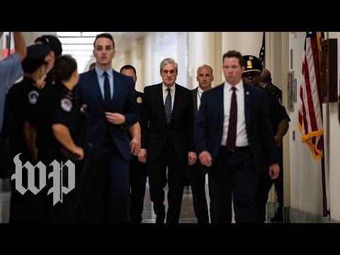 Watch Robert Mueller's