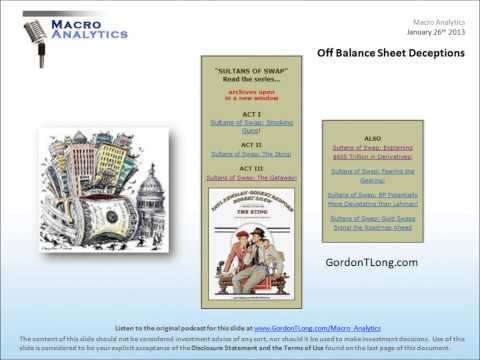 01-26-13 - Macro Analytics - Off-Balance Sheet Deceptions
