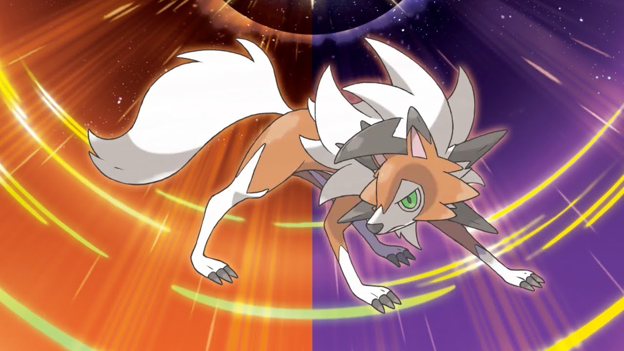 Pokemon Ultra Sun And Ultra Moon How To Get Dusk Lycanroc Youtube