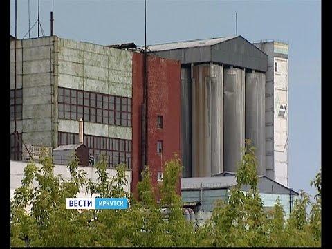 Вынужденная остановка Саянскхимпласта продолжается, Вести-Иркутск