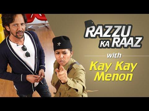 Razzu Ka Raaz with Kay Kay Menon   Vodka Diaries   RJ Prerna