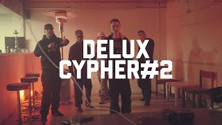 Video DELUX Cypher #2: Vestegnen ( Danni, Marco Rahim, NulNul Y, IHAB & Fouli ) download MP3, 3GP, MP4, WEBM, AVI, FLV November 2017