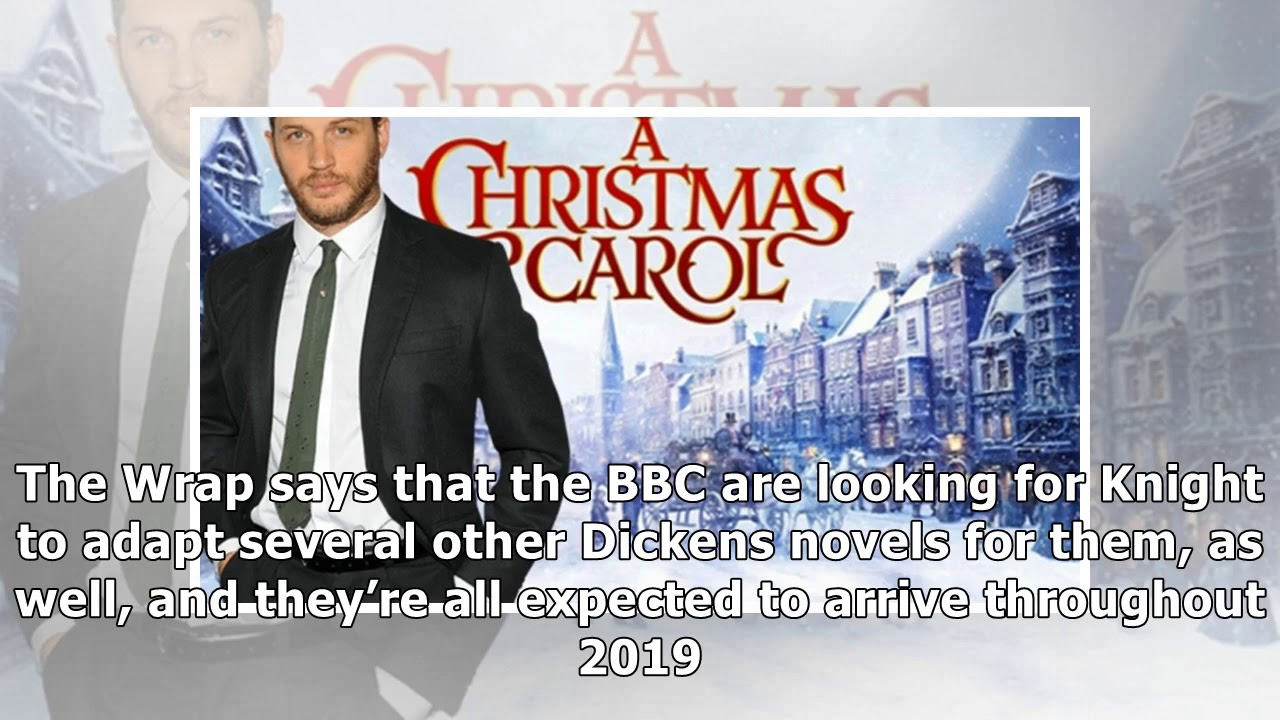 Tom hardy and ridley scott adapting a christmas carol for the bbc - YouTube