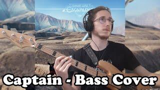 Gaspard Augé - Captain bass cover