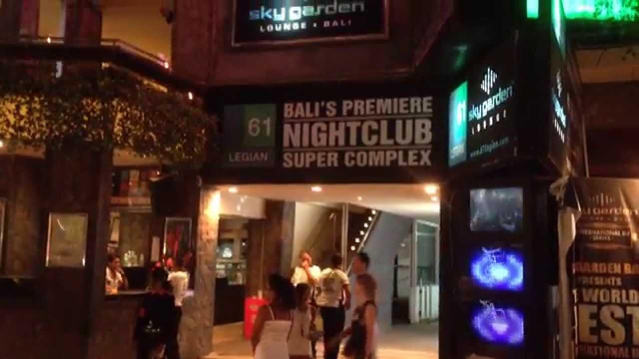 What World Famous Sky Garden Nightclub in Bali Really Looks Like ...