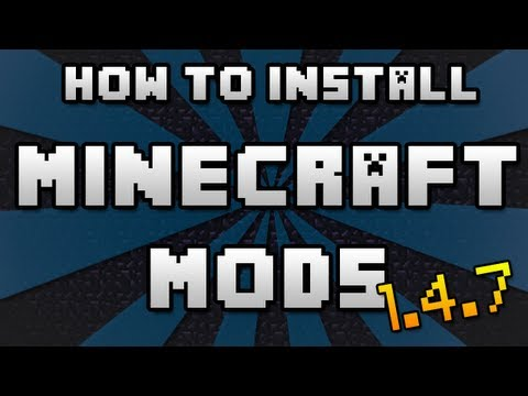 mods how inecraft to download