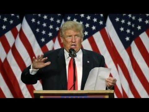 Donald Trump rewrites tax plan