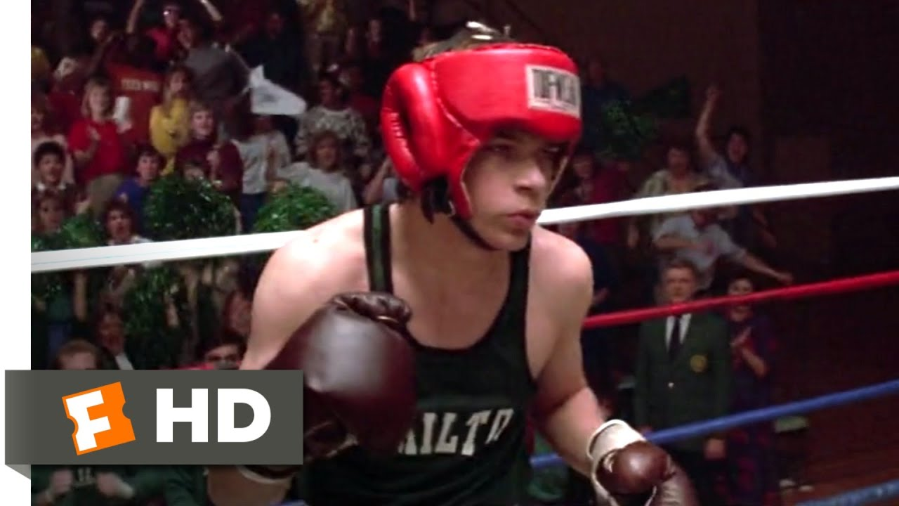 Teen Wolf Too (1987) - Winning as a Man Scene (12/12) | Movieclips