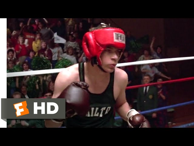 Teen Wolf Too (1987) - Winning as a Man Scene (12/12)   Movieclips