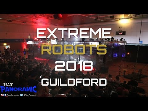 Extreme Robots 2018 - Guildford