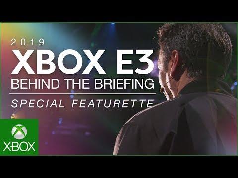 Xbox E3 2019 – Behind the Briefing | Mini Doc