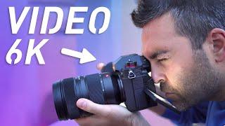 Recensione Panasonic Lumix S1H: la mirrorless regina per i video