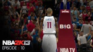 BdoubleO Plays NBA 2k13 :: Miami Heat