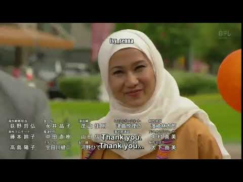 AMY MASTURA Cameo Appearance in a Japenese Movie [2014]