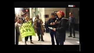 BBC Report: Abolish The iPCC Mayday Protest. Thumbnail