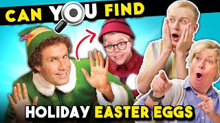 10 Holiday Movie Easter Eggs You Won't Believe You Missed