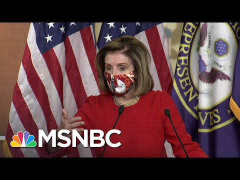 Speaker Pelosi On Covid Relief Deal Timing: 'We Cannot Leave Without It' | MSNBC