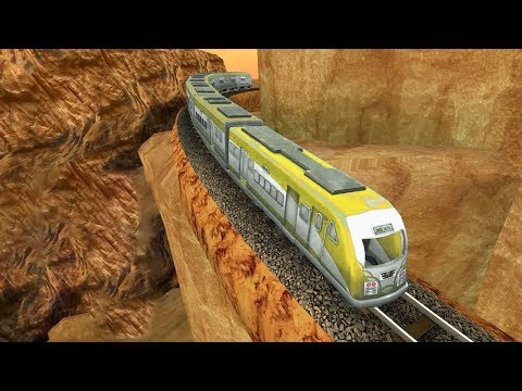Train Transporter Simulator 3D (by Free Sim Games) Android Gameplay [HD]