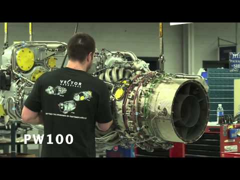 Vector Aerospace Engine Services - Atlantic