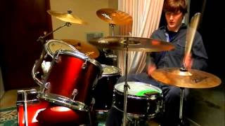 The Romantics - What I Like About You (Drum Cover)