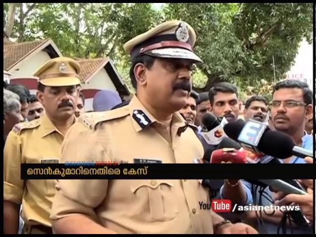 Crime branch probe against former Kerala police chief T P Senkumar