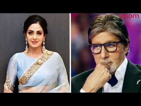 Anil Ambani Offers Private Jet To Bring Sridevi's Dead Body | Big B's Mysterious Tweet