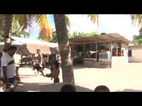 RESPONDING TO CLIMATE SENSITIVE - Health Risks in Kiribati