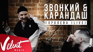 Download Звонкий & Карандаш - Королева (Acoustic Live) Mp3 and Videos